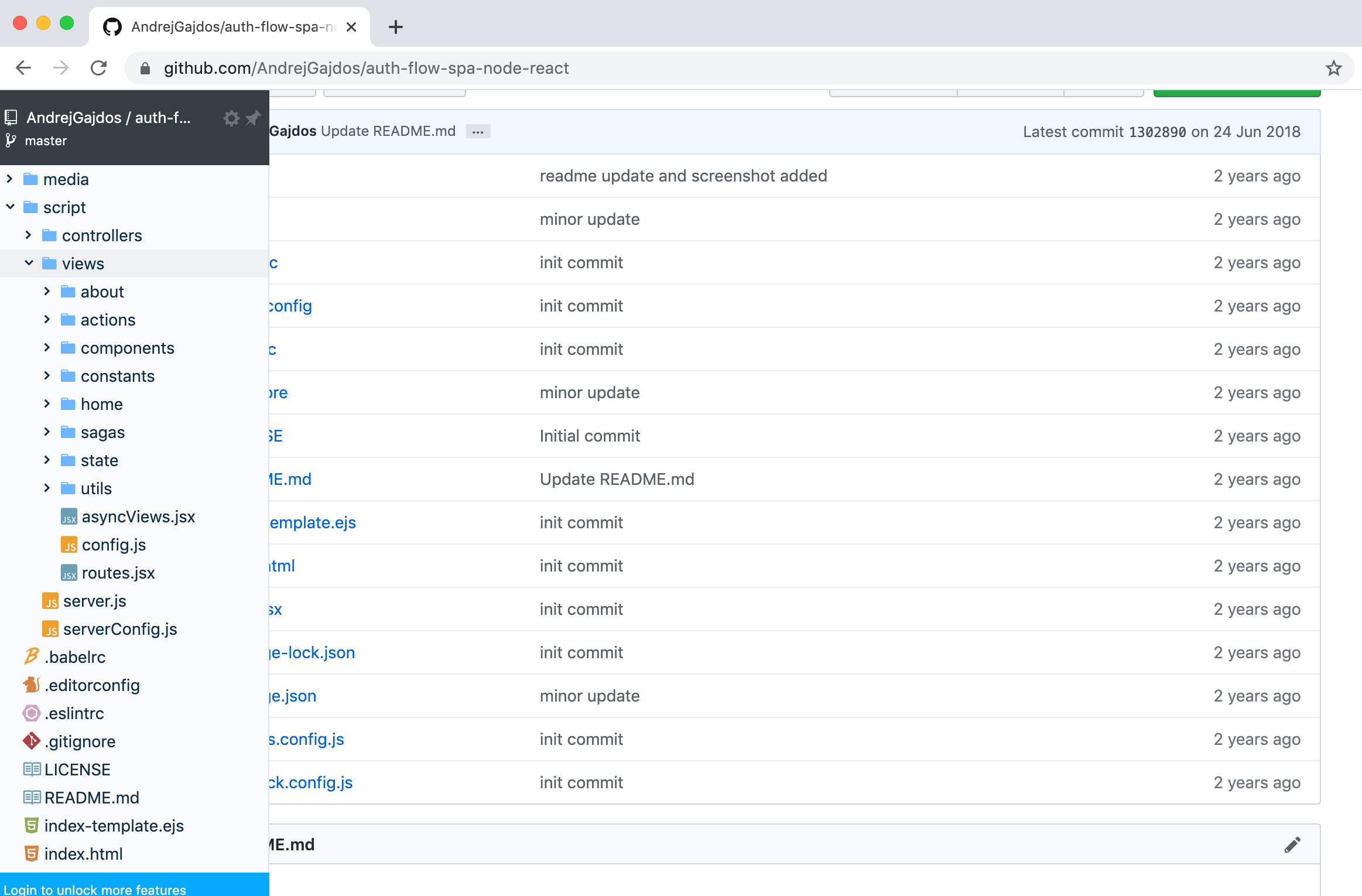 octotree chrome extension